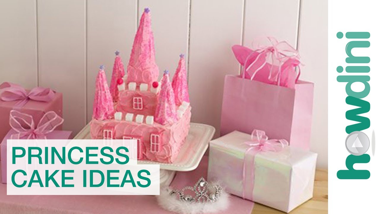 Birthday Cake Ideas The Princess Castle Cake Birthday