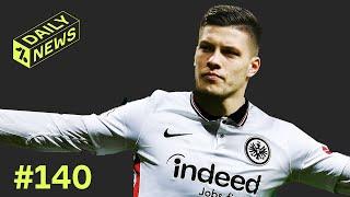 Jović zurück nach Frankfurt! United ist Tabellenführer!