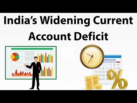 Why India's current account deficit is increasing ? How can we achieve favourable balance of Trade ?