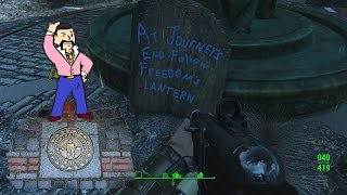 Fallout 4 Прохождение - 18 путь свободы