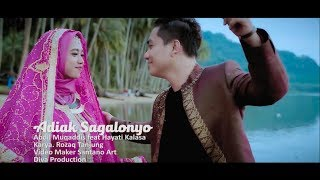 Abdil Muqaddil feat Hayati Kalasa - Adiak Sagalonyo (Official Music Video)