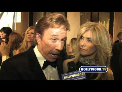 Chuck Norris Hopes Young Hollywood Finds Faith in God