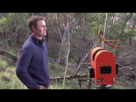 DWEL Terrestrial Lidar TERN AusCover / CSIRO