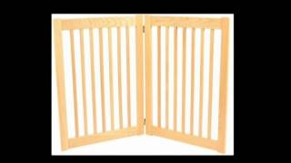 Dynamic Accents 52122 Legacy 2 Panel Outdoor Pet Gate