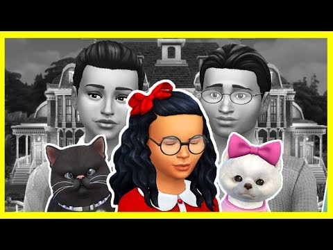 Disaster Beginning - Let's Play The Sims 4 Cats and Dogs - Part 1