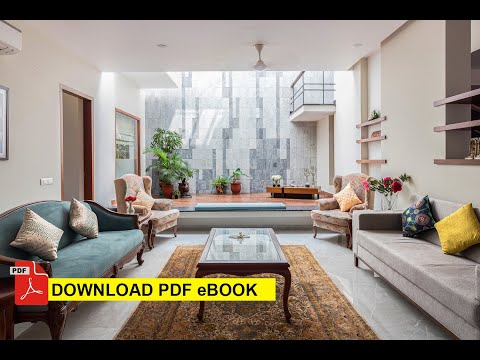 5000 sq.ft. Contemporary House - World within House 1071 in Mohali by Forum Advaita