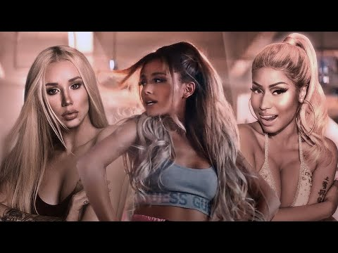 Ariana Grande – bloodline (feat. Nicki Minaj & Iggy Azalea)