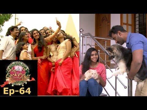 Made for each other season 2 I S2 EP- 64  Rijin-Jereesh - Story of dream journey | Mazhavil Manorama
