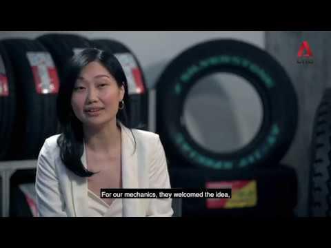 SME Digital Leap Awards 2019 Winners - Tyre Butler Pte. Ltd.