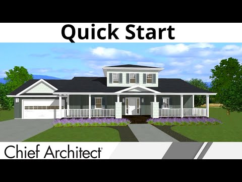 Home Designer 2019 Quick Start Demonstration - YouTube