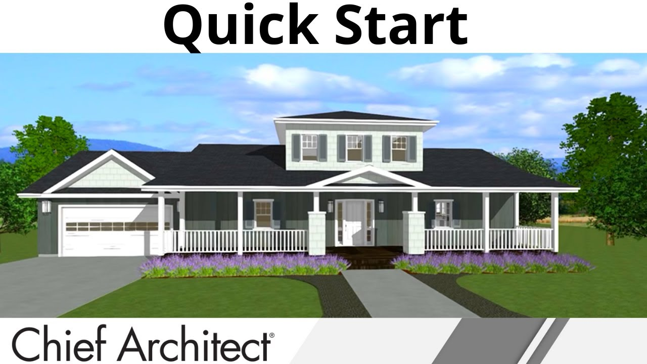 Home designer 2019 quick start demonstration