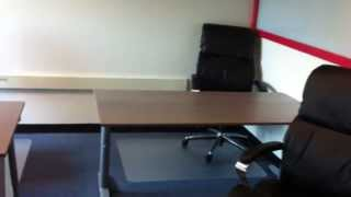Ikea Galant Desks Assembly Service Video In Herndon Va By Furniture Assembly Experts Llc