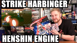 STRIKE HARBINGER and HENSHIN ENGINE - Happy Console Gamer