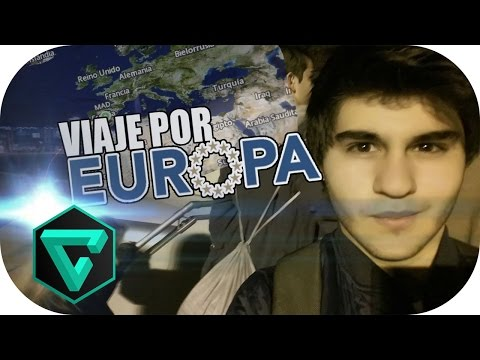 Asi es viajar con Europamundo   ESPAÑA FRANCIA ITALIA
