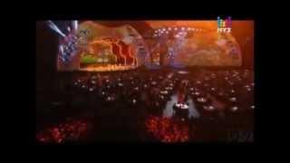МакSим & Анна Плетнева (Винтаж ) - Из окна МУЗ-ТВ 2012 10лет