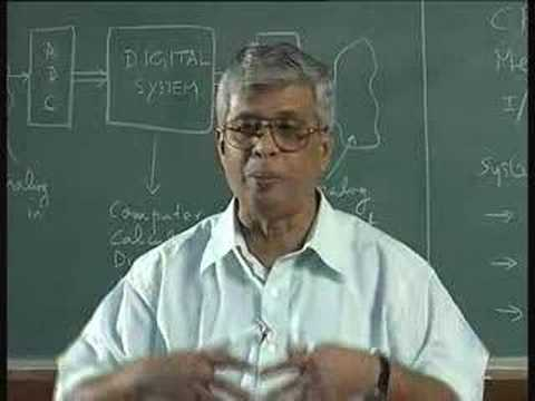 Lecture-2-Introduction to Digital Circuits  by Prof. S. Srinivasan,