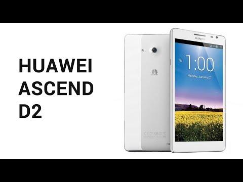Huawei Ascend D2 - video recenze