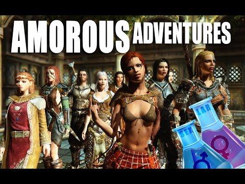 AMOROUS ADVENTURES (a SEXLAB mod) thumbnail
