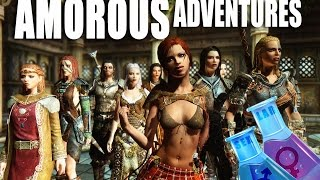 Repeat youtube video AMOROUS ADVENTURES (a SEXLAB mod)