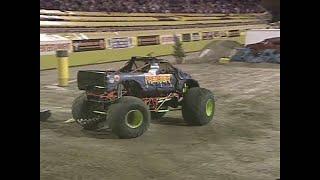 Freestyle Predator Monster Jam World Finals 2000