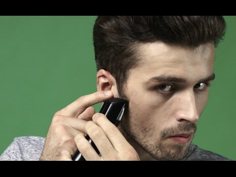 How to trim your sideburns | ASOS Menswear grooming tutorial