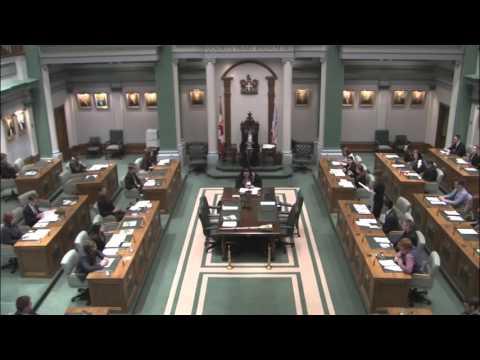 Newfoundland and Labrador Youth Parliament 2016