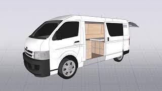 Van 3D Design