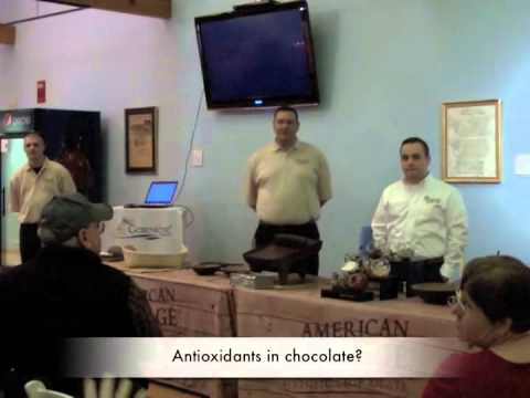 How Chocolate Was Made in Colonial America 2/7/14