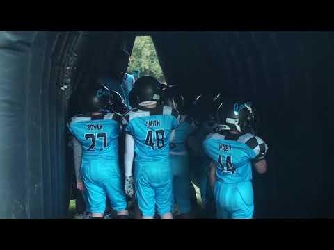 Youth Football Hurricanes Vs Laplata 8U