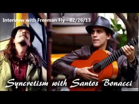 Syncretism with Santos Bonacci   Freeman Perspective Fly   02 26 2013 Commercial Free