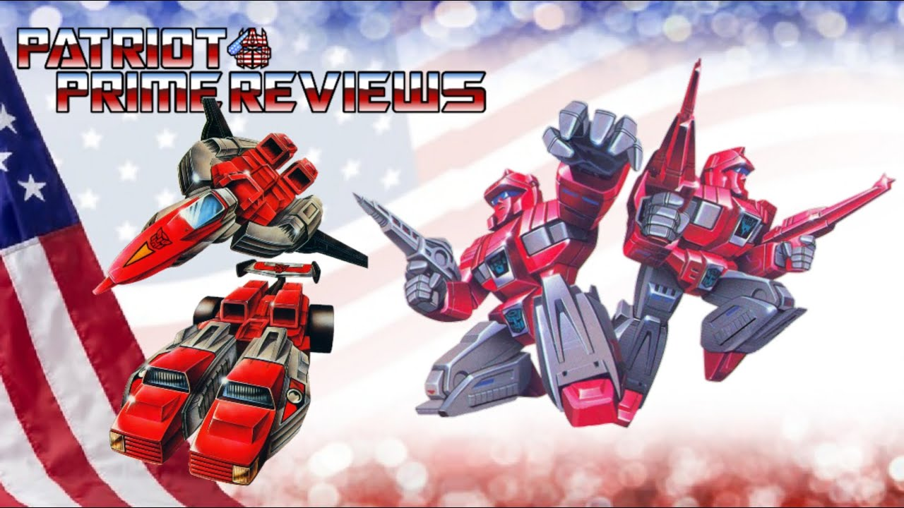 Throwback Thursday - The 1987 G1 Autobot Clones by Patriot Prime Reviews