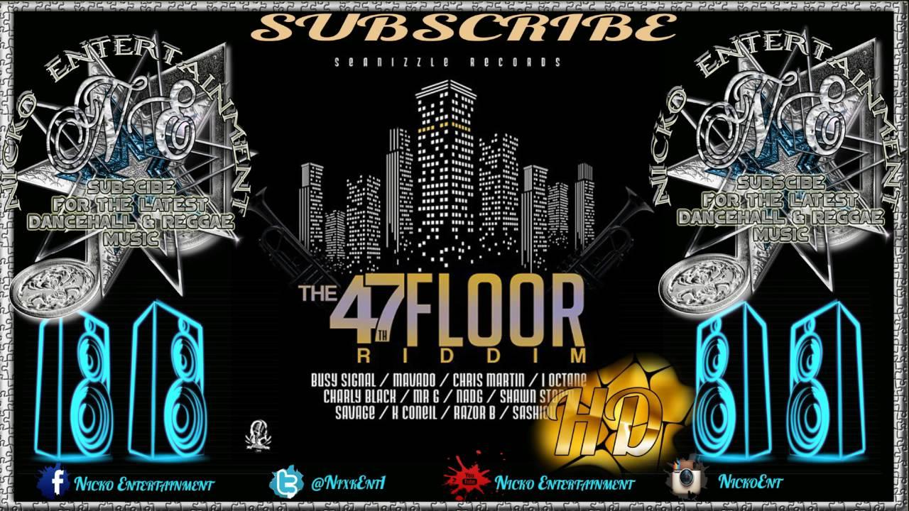 Seanizzle Records - 47th floor riddim [instrumental]