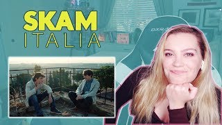 "SKAM Italia Season 2 Episode 1 ""I've Never Seen You"" REACTION! (Season Premiere)"