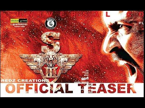 S3 official teaser|Tamil|Surya|Anushka...