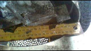 крупорушка из мотоблока 2