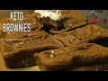 DELICIOUS Keto Brownie Recipe | only 2.6 grams of TOTAL carbs!!