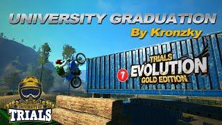 University Graduation - Trials Evolution Gold Edition