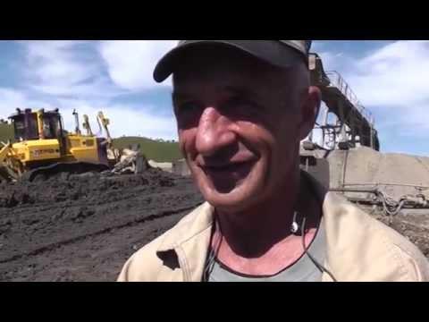 ЧЕТРА. Золотодобыча в Забайкалье