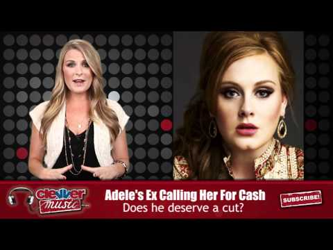 Adele's Ex-Boyfriend Demanding Money From Her
