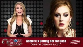 Adele's Ex-Boyfriend Demanding Money From Her thumbnail