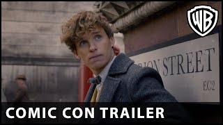 Fantastic Beasts: The Crimes of Grindelwald - Official Comic-Con Trailer [HD]