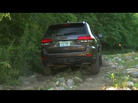 Four Wheel Drive Operation-How to use the 4x4 4WD transfer case on 2018 Jeep Grand Cherokee