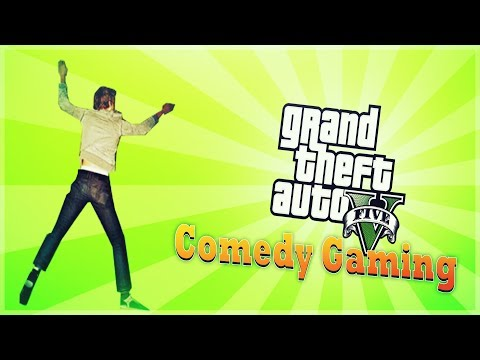 GTA 5 - Drunk Racing - That Old Lady Has A Knife - Comedy Gaming