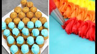 AMAZING Birthday Cake Decoration Ideas | My Little Pony Shopkins Cupcakes Cakes Decorating