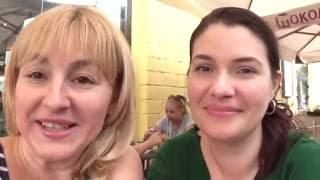 МОСКВА-АВСТРАЛИЯ. Встреча с ЛЕНОЙ из КЕНГУРЯНДИИ. Похудение мамы и дочки.