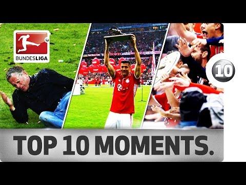 Top 10 Moments - May 2016