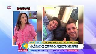 Se quedó con Douglas y Ana Sol Romero: Así Renata Bravo disfrutó sus vacaciones en Miami