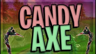 How to get the CANDY AXE in Fortnite for *FREE*..... (in game)