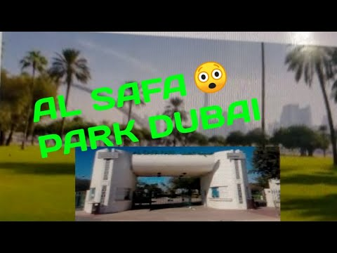 Al Safa Park Dubai Inside View/Buhay Abroad!!! Caroline Sta Prisca