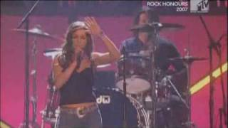 Gretchen Wilson & Alice in Chains - Barracuda